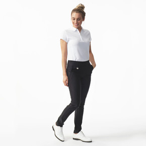 Daily Sports Magic Black 29 Inch Trouser Ladies Golf - Front Lifestyle
