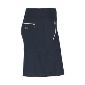 Daily Sports Madge Navy Blue Ladies Golf Skort 45 CM - Side