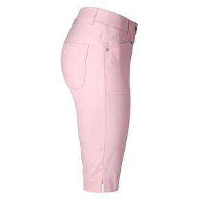 Daily Sports Knee Lengh Lyric City Golf Shorts 62 CM Pink - Side