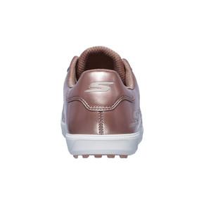 Skechers Ladies Go Golf Drive Shine Waterproof Golf Shoes- Rose Gold