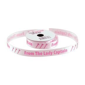 From the Lady Captain Ribbon