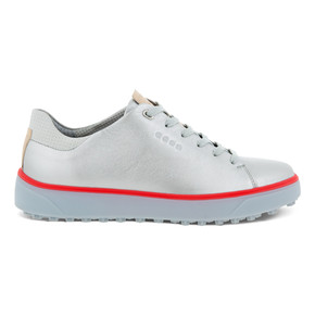 Ecco Ladies Golf Tray Golf Shoes- Alusilver