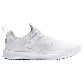 Puma Ladies Laguna Fusion Sport Spikeless Golf Shoes- White