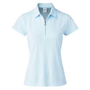 Daily Sports Macy Polo Shirt Breeze Blue - Front