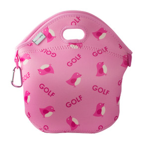 Golf Lunch Bag with Carabiner