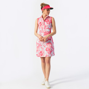 Daily Sports Adelina Sleeveless Dress- Fruit Punch