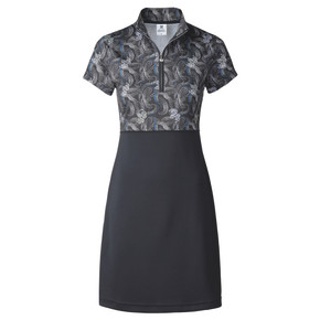 Daily Sports Luisa Cap Sleeve Dress- Navy
