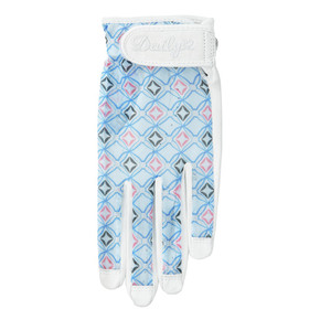 Daily Sports Ladies Sue Left Hand Sun Glove - Blue Breeze