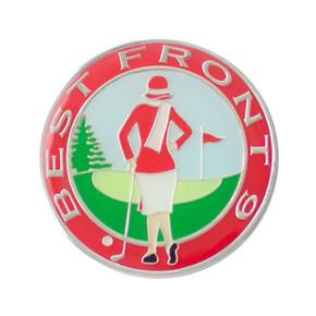 Best Front 9 Golf Ball Marker