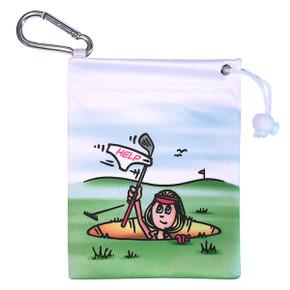 Betty Bunker Ladies Golf Tee & Accessory Bag