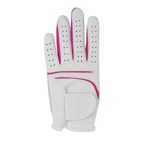 Elegance Ladies All Weather Golf Glove- Pink