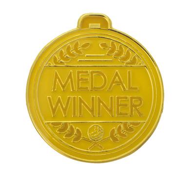 Medal Winner Gold Medal ball marker