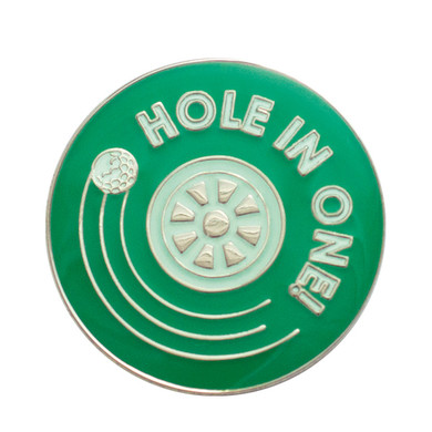 Hole In One Ball Marker