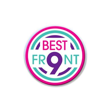 Best front 9 - Golf Ball Marker