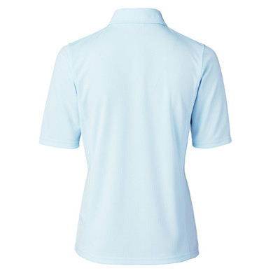 Daily Sports Macy Half Sleeve Polo Shirt - Blue Breeze