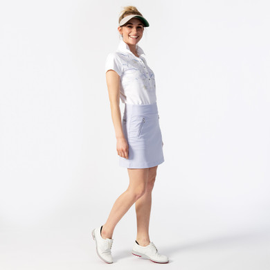 Daily Sports Madge Pull On Skort 45 CM - Salvia