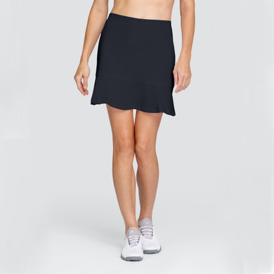 Tail Ladies Golf Pull On Allure Skort with Flare 43 CM- Black