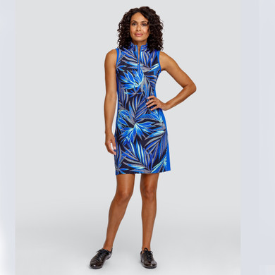 Tail Ladies Golf Danville Dress - Frayed Frond