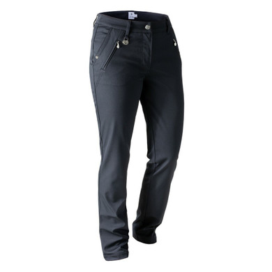 Daily Sports Lined Trouser Navy 32 Inch - Front