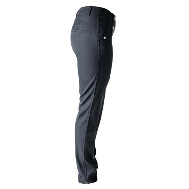 Daily Sports Lined Trouser Navy 32 Inch - Side