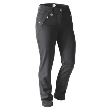 Daily Sports Lined Irene Trouser 29 Inch Black - Front