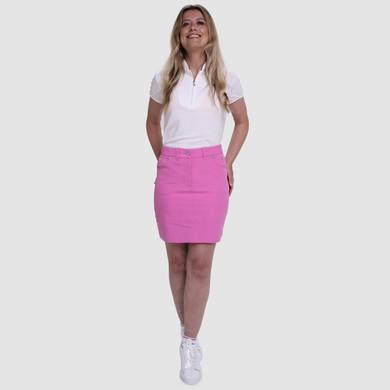 Pure Golf Ladies Calm Skort 50CM- Azalea
