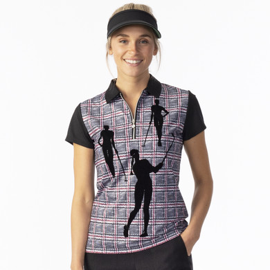 Daily Sports Ladies Rickie Cap Sleeve Polo