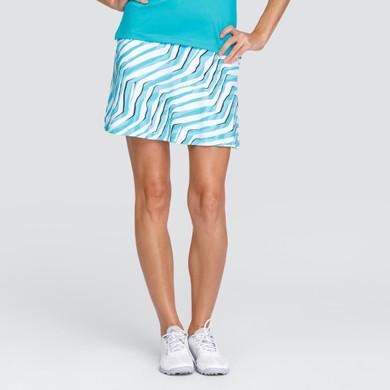 Tail Ladies Golf Pull On Dani Skort 45 CM- Zebra Twist