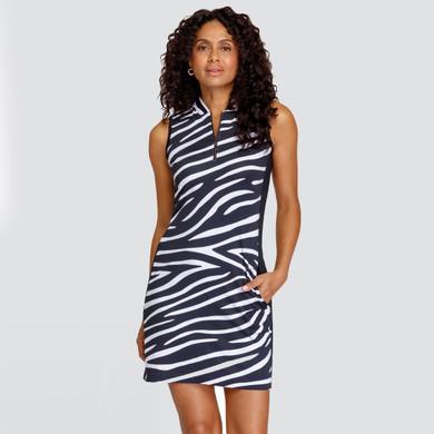 Tail Ladies Golf Roxie Dress - Zebra Twist