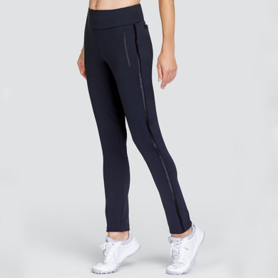 Tail Ladies Golf Aubriana Pull On 31 Inch Trousers - Black