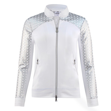Daily Sports Ladies Caterina Jacket- White