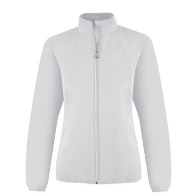 Daily Sports Mia Lightweight Long Sleeve Wind Jacket- Pearl