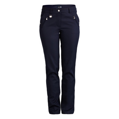 Daily Sports Irene Lined Trouser 32 Inch - Navy (Daily Sports XDS LOGO)