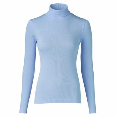 Daily Sports Mggie Long Sleeve Roll Neck - Alaska Blue