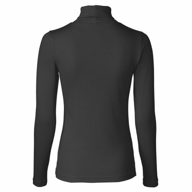 Daily Sports Maggie Long Sleeve Roll Neck - Black
