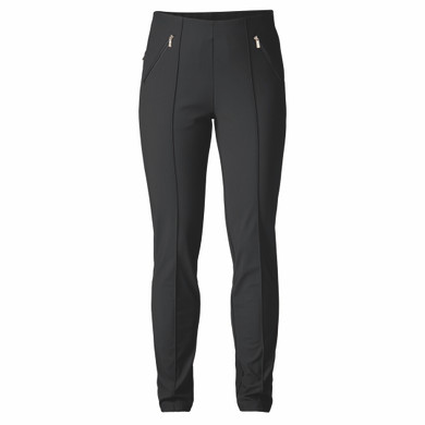 Daily Sports Alexia Pull on 32 Inch Lined Trouser- Black
