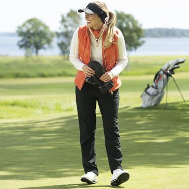 Daily Sports Belluna Pull On Fleece Lined Trousers 29 Inch - Black