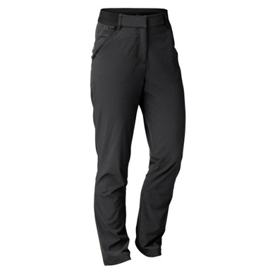 Daily Sports Belluna Pull On Fleece Lined Trousers 32 Inch - Black