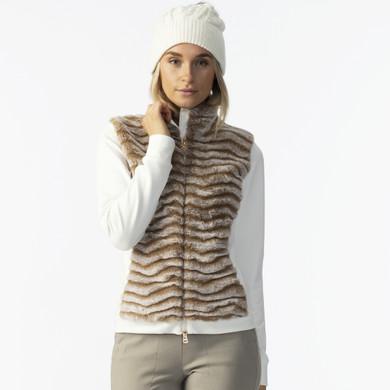 Daily Sports Ladies Franca Jacket - White
