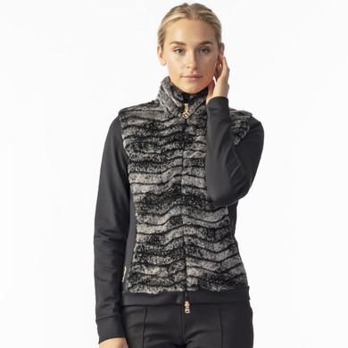 Daily Sports Ladies Franca Jacket - Black