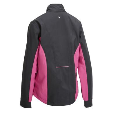 Callaway Golf Ladies Liberty 4.0 Waterproof Jacket - Black