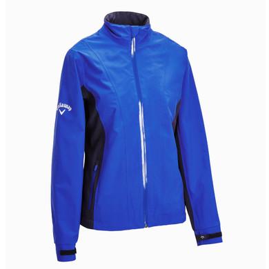 Callaway Golf Ladies Liberty 4.0 Waterproof Jacket - Blue