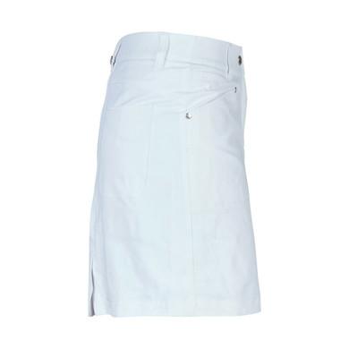 Daily Sports White Lyric Ladies Golf Skort 52 CM - Side