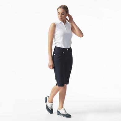 Daily Sports Knee Length Shorts Lyric City Short 62 CM Navy - Lifestyle