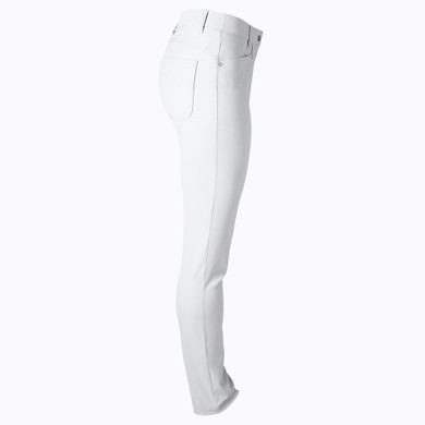 Daily Sports White Lyric Trousers 29 Inch - Side