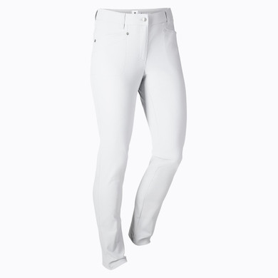 Daily Sports White Lyric Trousers 29 Inch - Front