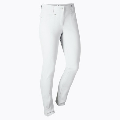 Daily Sports White Lyric Trousers 32 Inch - Front