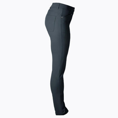Daily Sports Navy Lyric Trousers 32 Inch - Side