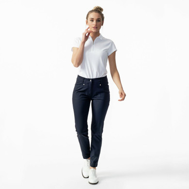 Daily Sports Navy Lyric Trousers 32 Inch - Front Lifestyle