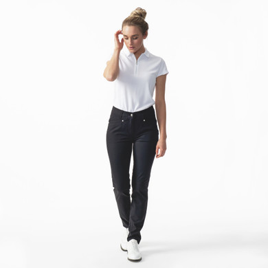 Daily Sports Black Lyric Trousers 29 Inch - Front Lifestyle